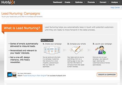 o que é lead nurturing