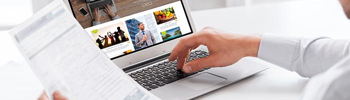 Otimização do Blog (SEO e Conversões)