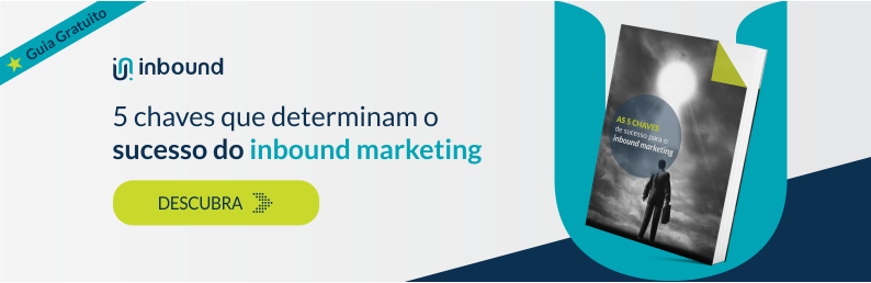 Sucesso de Inbound Marketing